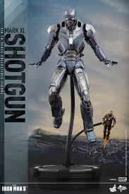 toys u0027 1 6th scale iron man mark xl shotgun