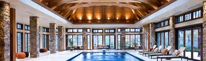 indoor pool and great room addition in potomac md bowa