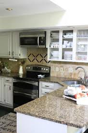 diy painted kitchen cabinets 1 year later my life from home