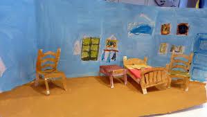 chambre de gogh range ta chambre l atelier des couleurs