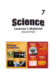 g7 science student modules 3rd u0026 4th qrtr