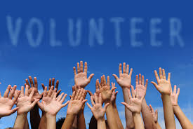 Let's Celebrate Volunteer Appreciation Week April 21-27