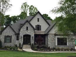 Home Exterior Design Brick And Stone 25 Best Gray Brick Houses Ideas On Pinterest Brick House Colors