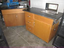 2 portable sink cabinets on wheels item k9528 sold we