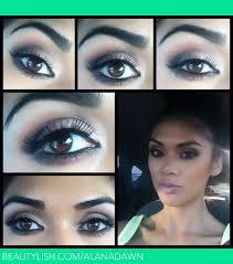 best eyeshadow color for brown eyes and dark skin