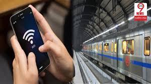 Metro Blue Line Map Delhi by Delhi Metro म य त र करन व ल क ल ए