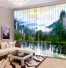 China Home Decor compare prices on chinese curtains online shopping buy low price
