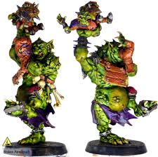 blood bowl troll painting guide u0026 showcase broken paintbrush