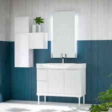 Oslo Bathroom Furniture Oslo Backlit Bathroom Mirror Arredaclick