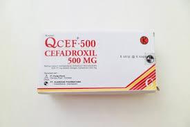 Obat Q Cef antibiotika 篏 golongan sefalosporin 篏 q cef 500 mg 窶 www