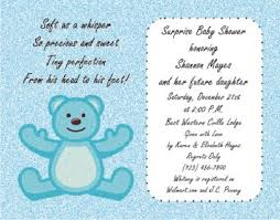 tips to write baby shower invitation wording templates
