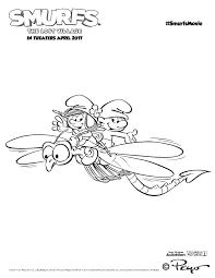 prepare animated smurfs adventure
