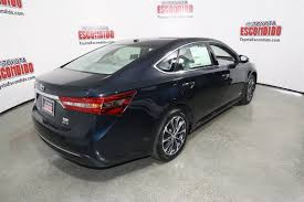 lexus or toyota avalon new 2018 toyota avalon hybrid xle premium 4dr car in escondido