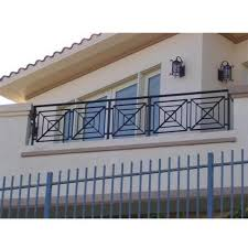 wrought iron balcony railing at rs 450 squarefeet balcony