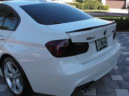 blacked out tail lights legal taillight tints nice touch or too much
