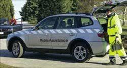 bmw insured emergency service bmw roadside assistance