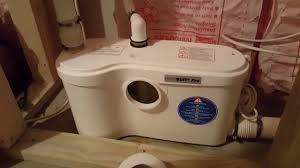 18 best upflush macerating toilets saniflo upflush toilet installation tips actual installation