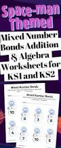 number bond jigsaw u2013 addition worksheets for ks1 ks2 maths