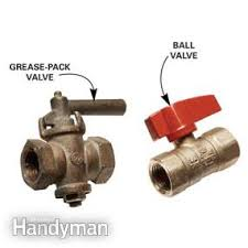 Gas Faucet Water Heater Installation Family Handyman