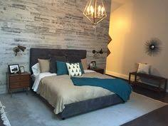 resultado de imagem para decoration rustica en grey bedroom