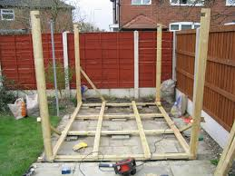 How To Build A Shed Step By Step by Building A Shed