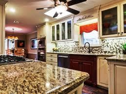 kitchen granite kitchen tile backsplashes ideas brown tile