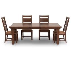 Kitchen And Dining Furniture Bear Creek 5 Pc Dining Room Set Furniture Row