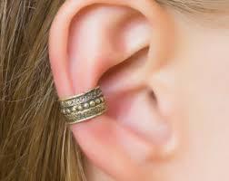 cartilage cuff earrings cartilage ear cuff etsy