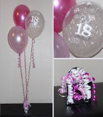 balloons for 18th birthday 18th birthday balloons diy party decoration kit clusters for 5