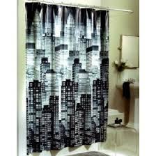 Skyline Shower Curtain Vinyl Shower Curtain Betterimprovement Com