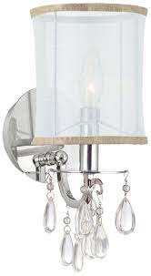Chrome Wall Sconces 23 Best Wall Sconces Images On Pinterest Wall Sconces Bathroom