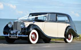 roll royce car 1950 rolls royce bentley wedding car hire dublin cassidy chauffeurs
