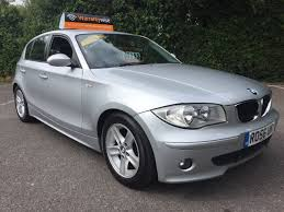 bmw 118d sport hatchback miles better carz