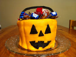 Images Halloween Cakes by My Food Infatuation Halloween Bucket Cake