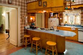 Mismatched Kitchen Cabinets 8 Of Our Favorite Tv Kitchens