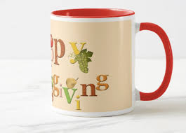 thanksgiving day gift customize t shirt mugs