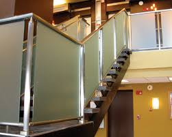 crl arch stainless steel post railing glass balustrades and