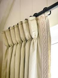 How To Make Pleats In Curtains Window Dressing Tips Which Curtain Heading Tradesmen Ie