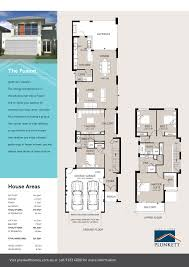 the fusion plan page 001 narrow lot homes small lot homes
