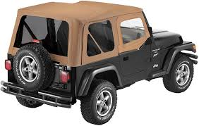 1995 jeep wrangler top bestop sailcloth replace a top for 1988 1995 jeep wrangler yj