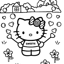 sanrio coloring pages 68 best hello kitty images on pinterest hello kitty hello kitty