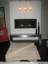 ventless fireplace binhminh decoration