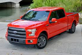 ford truck red ford f 150 plants recycle enough aluminum for 30 000 trucks a month