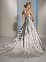 silver wedding dresses platinum silver wedding dress diy crafts wedding