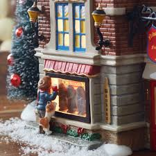 department 56 snow village halloween department 56 villages wooden duck shoppe