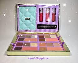 oui set tarte sweet dreams 2014 away oui go portable palette and