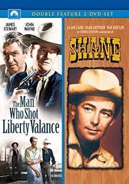 The Man Who Shot Liberty Valance Online Amazon Com Man Who Shot Liberty Valance The Shane Double