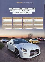 nissan gtr canada forum car magazine shootout e92 m3 gt r 911 turbo r8 16 page review