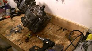 briggs and stratton intek ohv tear down failure analysis youtube