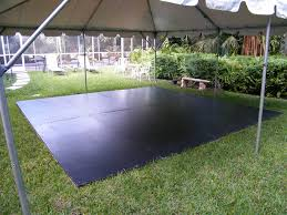 floor rental portable floors happy party rental miami